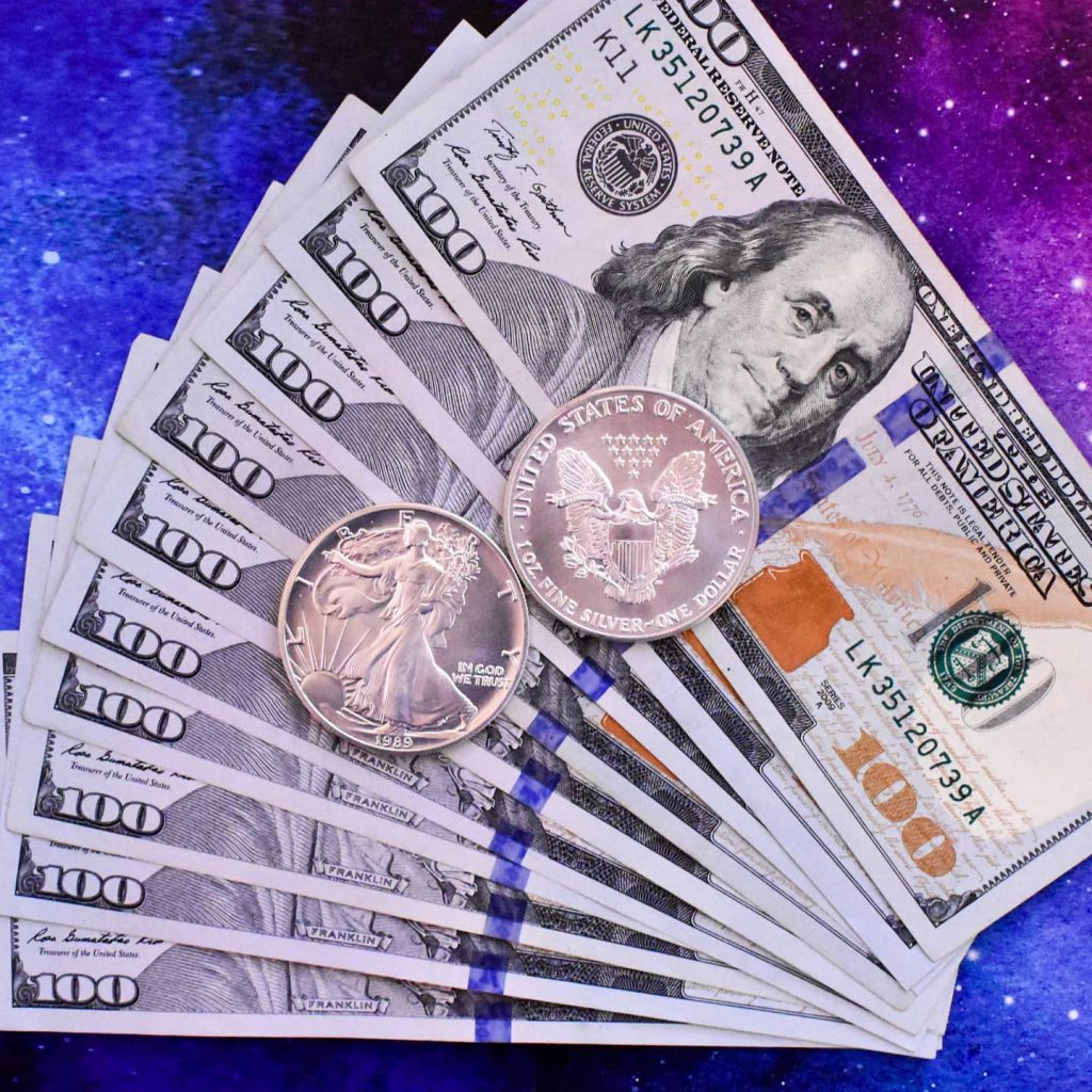 silver bullion investment