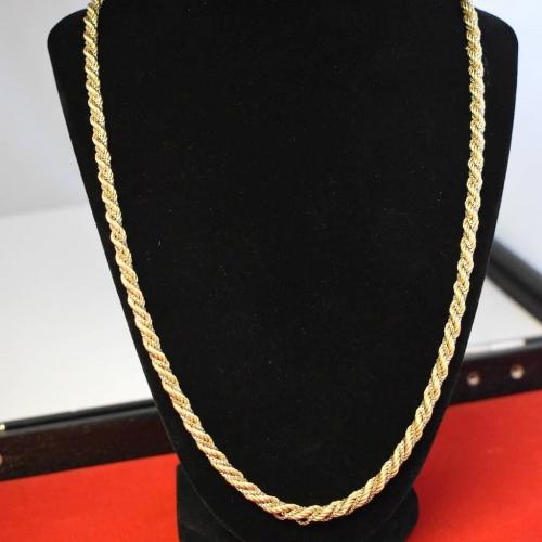 Yellow Gold Chain