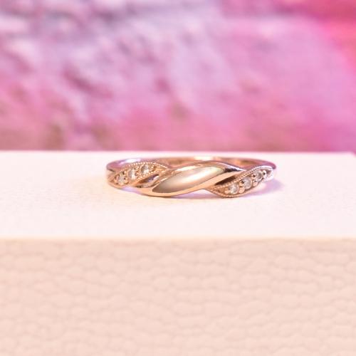 Yellow Gold Kabana Ring